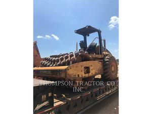 Caterpillar CP563E, Construction