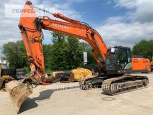 Hitachi ZX350LCN-5, Construction