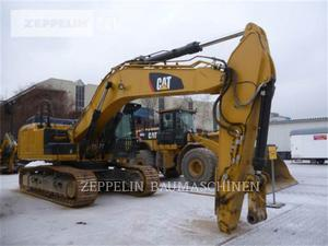 Caterpillar 336ELN, Construction