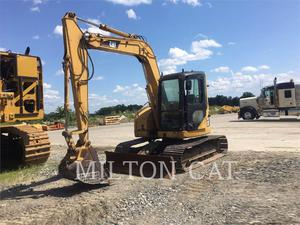 Caterpillar 308C CR, Construction
