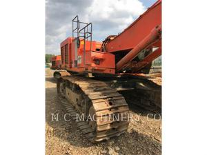 Hitachi ZX650 LC-3, Construction