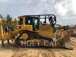 Caterpillar D6T, Construction