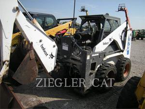 Bobcat 773, Construction