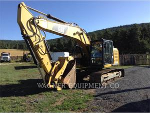 Caterpillar 320EL RR, Construction