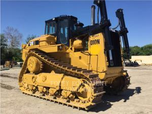 Caterpillar D10N, Construction