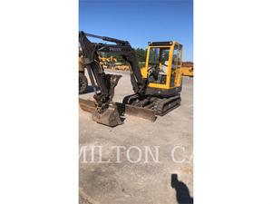 Volvo EC35, Construction