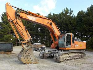 Hitachi ZX330 LC, Construction