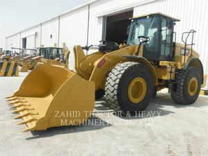 Caterpillar 950GC, Construction