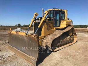 Caterpillar D6TVP, Construction