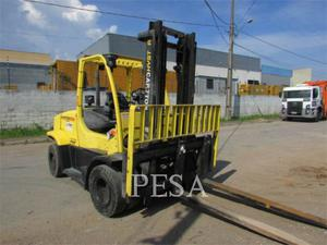 Hyster H155FT, Material Handling