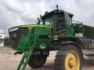 John Deere & CO. R4038, Agriculture
