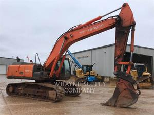 Hitachi ZX350LC5N, Construction