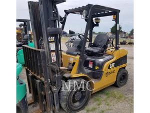 Caterpillar LIFT TRUCKS P6000_MC, Material Handling
