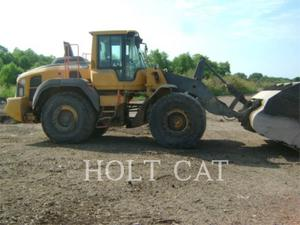 Volvo L120H, Construction