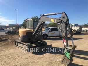 Volvo CONST. EQUIP. NA, INC. ECR58D, Construction