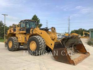 Caterpillar 988K H, Construction