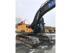 Volvo EC380, Construction