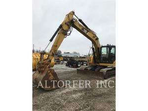 Caterpillar 314CL CR, Construction