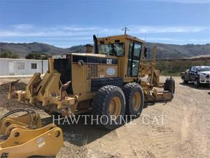 Caterpillar 140H, Construction