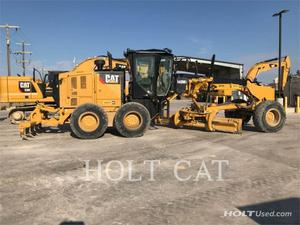 Caterpillar 140M3, Construction