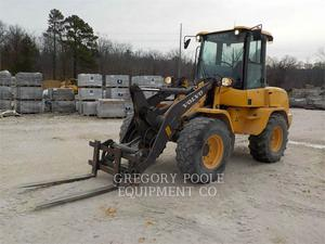 Volvo CONST. EQUIP. NA, INC. L35G, Construction