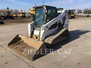 Bobcat T650, Construction