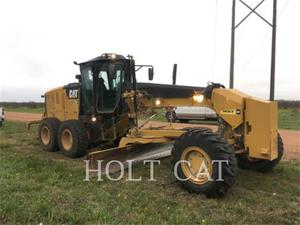 Caterpillar 120M2AWD, Construction