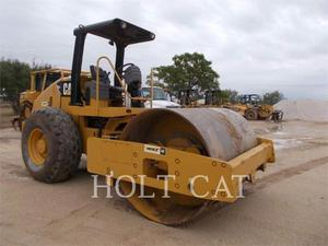 Caterpillar CS54, Construction