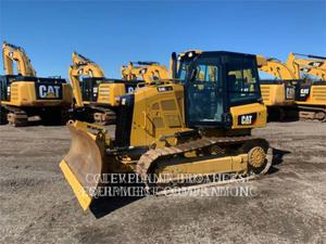 Caterpillar D4K XL, Construction