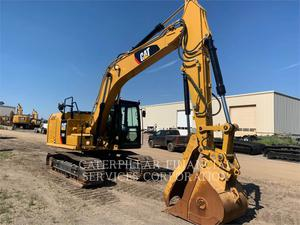 Caterpillar 316FL, Construction