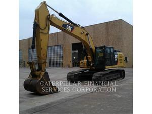 Caterpillar 330FL, Construction