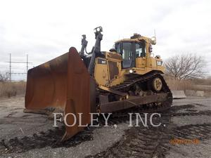 Caterpillar D9T, Construction
