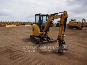 Caterpillar 303ECR, Construction