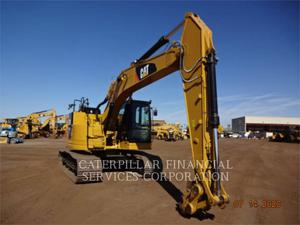 Caterpillar 325FLCR, Construction