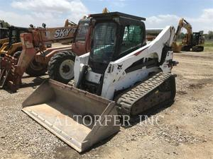 Bobcat T870, Construction
