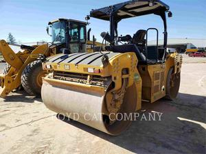 Caterpillar CB66B, Construction