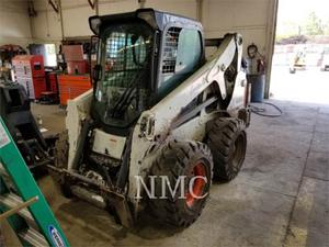 Bobcat S650_BB, Construction
