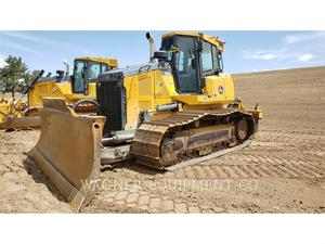 John Deere & CO. 850K LGP, Construction