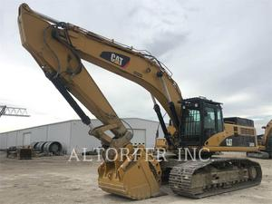 Caterpillar 345DL VG, Construction