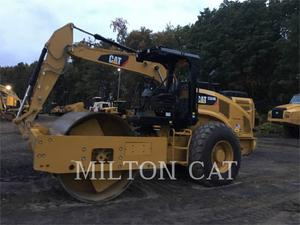 Caterpillar CS54B, Construction