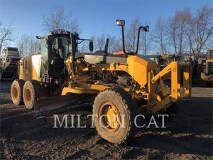 Caterpillar 120M 2 AWD, Construction