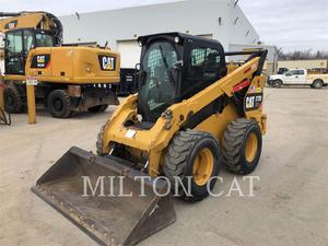 Caterpillar 272D XHP, Construction