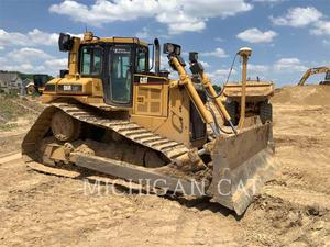 Caterpillar D6RIILGP, Construction