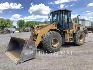 Caterpillar 950GII, Construction