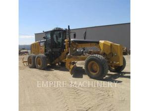 Caterpillar 12M2, Construction