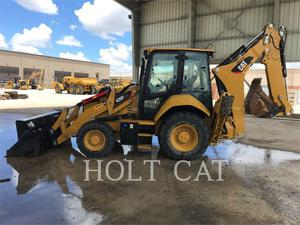 Caterpillar 420F ITC4S, Construction