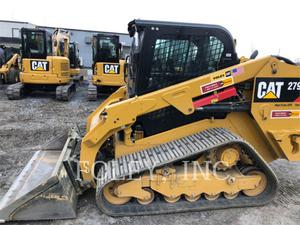 Caterpillar 279D HF, Construction
