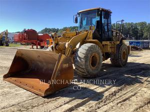 Caterpillar 962H, Construction