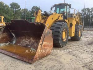 Caterpillar 988K, Construction