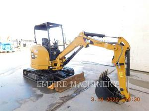 Caterpillar 303E CR, Construction